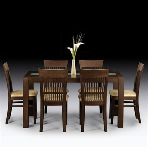 solid oak dining room sets high quality interior madrid wenge dining table only 3696 furniture in fashion