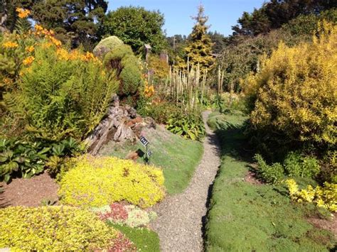 Mendocino Botanical Garden Our Inspiration The California Garden