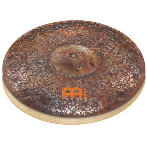 Meinl Cymbal Alloy Medium Hihat 15 meinl byzance 15 quot medium thin hihat 171 hi hat cymbal