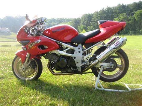 Suzuki Tl 1997 Suzuki Tl 1000 S Moto Zombdrive