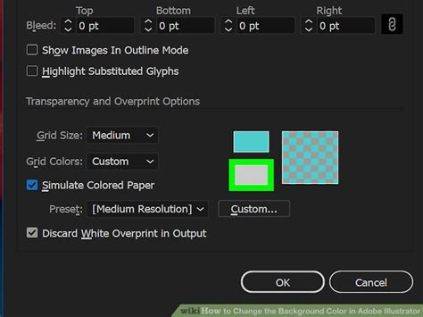 change background color illustrator how to change the background color in adobe illustrator