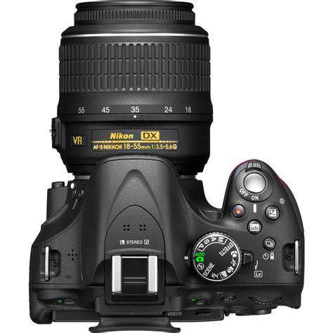 Nikon D5200 Vr Ii nikon d5200 24 mp 18 55 vr ii pccomponentes