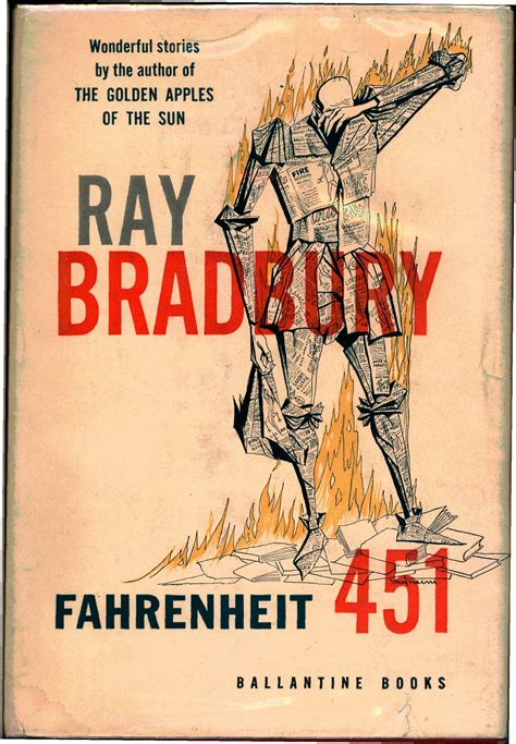 fahrenheit 451 book bibliography tom thatcher