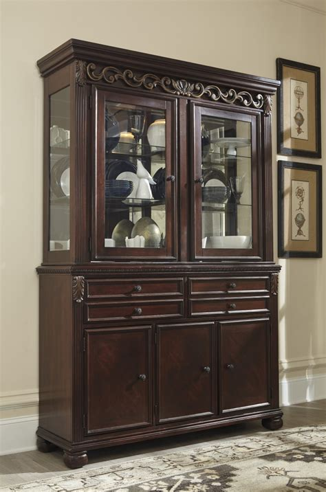 d700 81 ashley furniture leximore dining room hutch charlotte appliance inc d626 81 signature by ashley leahlyn dining room hutch