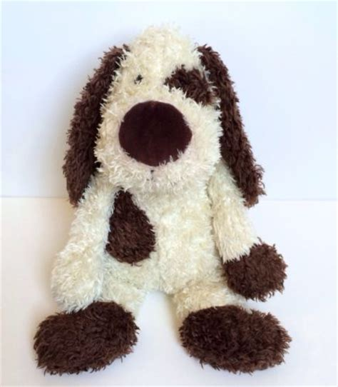 jellycat puppy jellycat 16 quot jellycat bunglie malcom mutt puppy brown plush