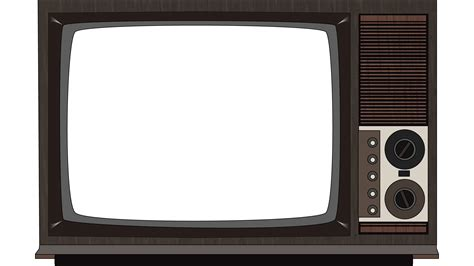 tv set png old tv png google search black and white tv stage