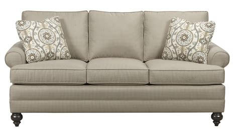 kincaid sofa kincaid furniture studio select customizable 75 quot sofa
