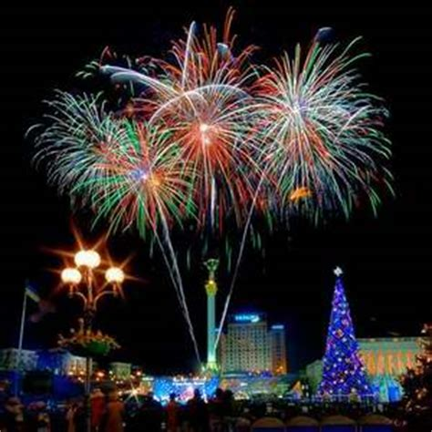 ukrainian new year holidays in ukraine january