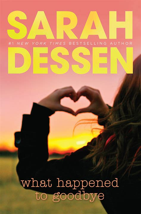 this is what happened books dessen