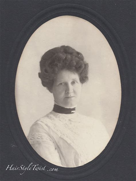 Early 1900s Hairstyles by Early 1900s Hairstyles