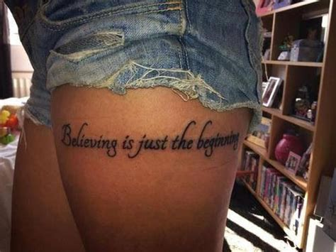 thigh tattoo placement 1111 best images about tattoos on