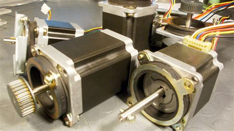 machine motor salvaging useful parts from copy machines stepper motors