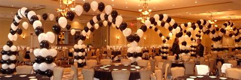Home Decorators balloons nj prom black white2 balloons nj balloon