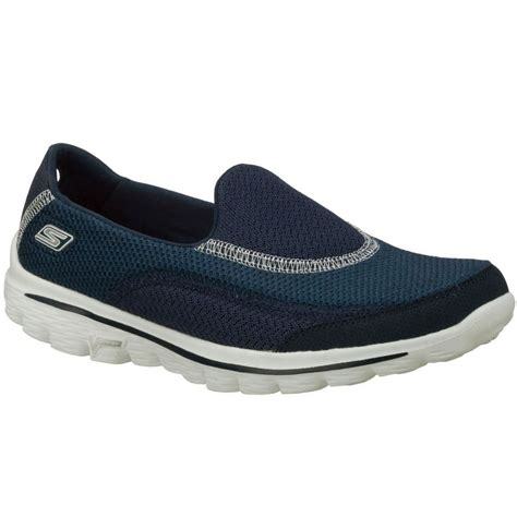 Skechers Go Walk City 3 Original 2016 skechers go walk 2 slip on lightweight womens