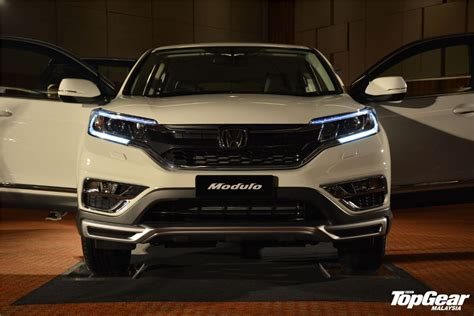 Proton Silver White Steel topgear malaysia honda cr v facelift arrives for 2015