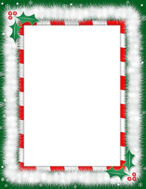 holiday templates for pages heart word borders templates free borders for word