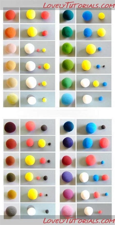 how to mix colors color mixing chart