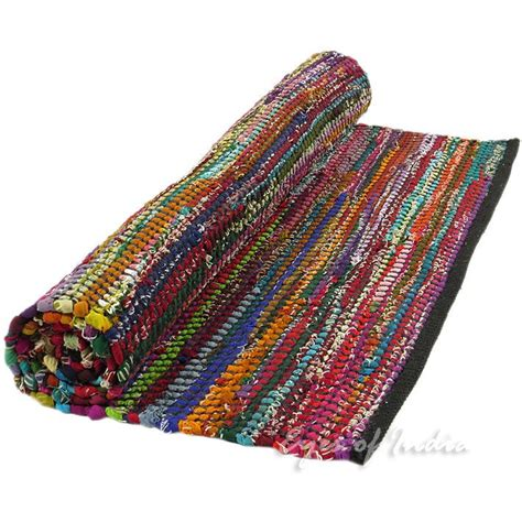 indian rag rugs 39 best images about chindi rugs dhurrie rugs indian woven rugs on flats bohemian