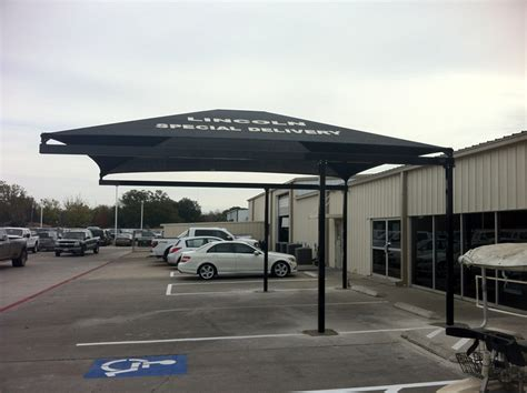 Houston Awnings Canopies Canopy Car Wash