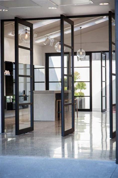 Merveilleux Cloison Coulissante En Verre #1: 7f592c84c6d04556e7772d0a0cd32356--sliding-doors-techno.jpg