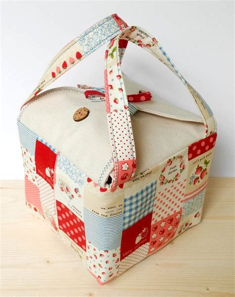 Handmade Handbags Patterns Free - 1000 ideas about lunch bag patterns on lunch