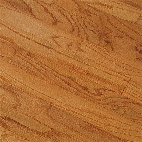 Oak Engineered Flooring Bruce Town Oak Butterscotch Engineered Hardwood Flooring 5 In X 7 In Take Home Sle