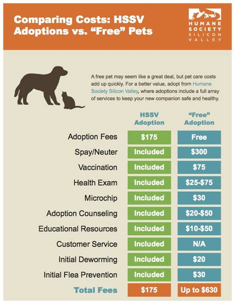 cost of adopting a hssv adoption experience humane society silicon valley