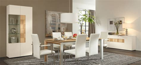 White Modern Dining Room Sets Contemporary Dining Room Sets 12 Modern White Dining