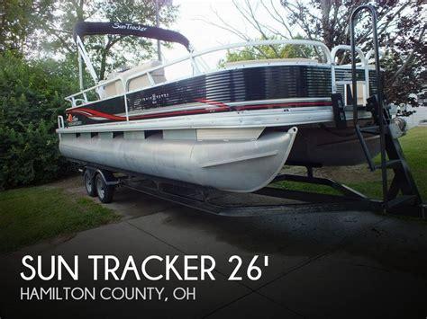 pontoon boats for sale cincinnati sun tracker fishin barge 24 dlx boat for sale in