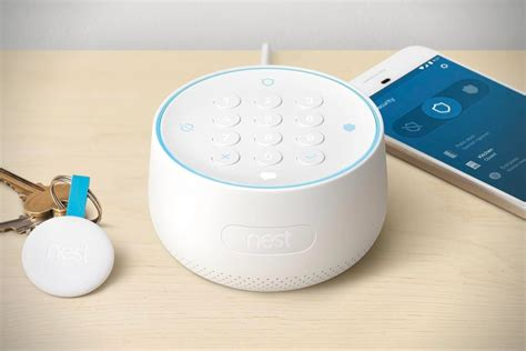 nest secure alarm system hiconsumption