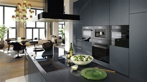 design for life built in kitchen appliances from miele press releases