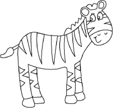 zebra template printable zebra coloring sheets coloring