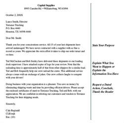 Business Letter Template Pdf Business Letter Template 44 Free Word Pdf Documents