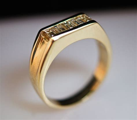 mens wedding ring diamonds patterns wedding rings for