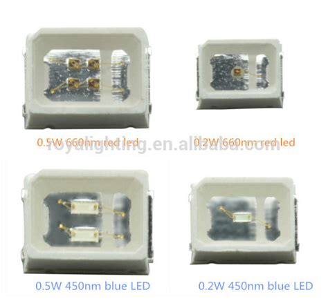 epistar led diodes epistar 660nm led diode for led plant growth light 0 5w 2835smd led price buy epistar