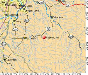 colton oregon map colton oregon or 97017 profile population maps real
