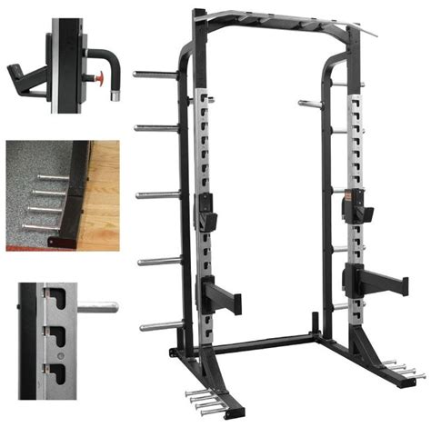 half rack weight bench pb extreme half rack perform better products pinterest