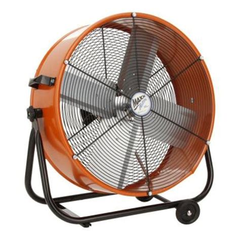 ventamatic 24 in direct drive tilt drum fan discontinued