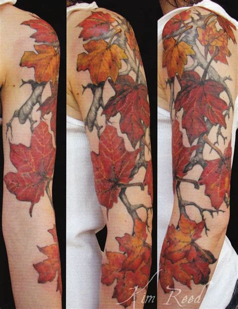 fall tattoo 32 fall tattoos collection