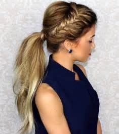 hair pony for hair 10 easy ponytail hairstyles long hair style ideas 2016 2017