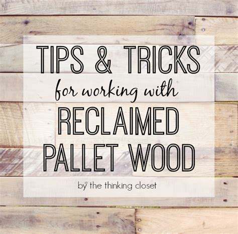 How To Bedroom Makeover - how to build a wood pallet headboard the thinking closet