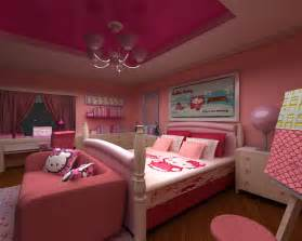Pictures Of Hello Kitty Bedrooms Hello Kitty Bedroom Flickr Photo Sharing