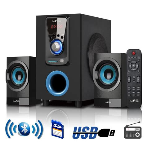 befree  channel surround sound bluetooth mini stereo