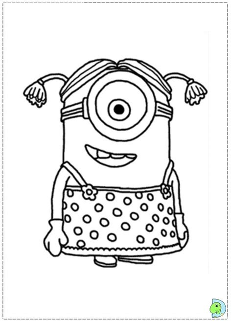 despicable me 2 coloring pages coloring pages