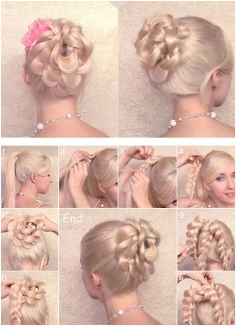 Braided Hairstyles For Tutorials by 8 Chic Braided Updos Updo Hairstyles Ideas Popular Haircuts