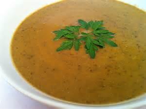soupe de lentilles la cuisine des jours
