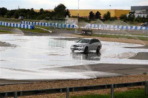Mercy College Turbo Mba Program Reviews by Skid Pan Picture Of Mercedes World At Brooklands
