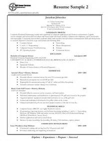 Sle Resume For College Student by Resume For Engineering Students Sales