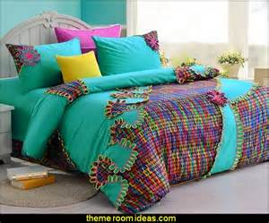 colorful comforter decorating theme bedrooms maries manor bedding funky