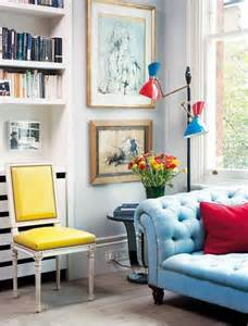 eclectic room m a m a g o k a interiors english version colorful